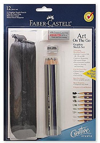 drawing on the go pencil set - 3