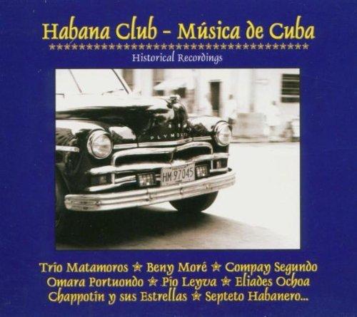 Habana Club:Musica De Cub by Various Artists (2004-09-20)