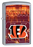 Personalized Zippo Lighter NFL Cincinnati Bengals - Free Engraving