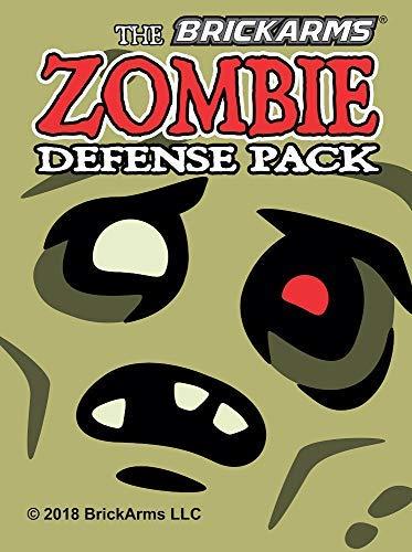 BrickArms Series 2018 Zombie Defense Pack