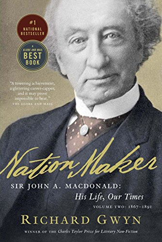 River Runners Edge (2: Nation Maker: Sir John A. Macdonald: His Life, Our Times)