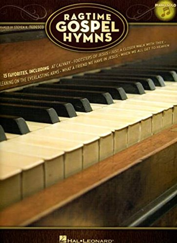 Ragtime Gospel Hymns (Gospel Hymn Book)