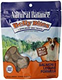 Cheap Natural Balance Belly Bites Semi-Moist Dog Treats, 6-Ounce, Salmon And Legume