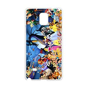 EROYI Villains by disney freak Case Cover For samsung galaxy Note4 Case by mcsharks