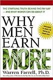Why Men Earn More, Warren Farrell, 0814472109