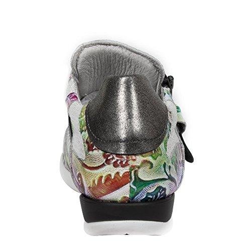 New Rock M Hy018 S4, Herren Sneakers Mehrfarbig (vintage Multi Color Flower / Bruma)