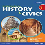 Introducing History & Civics by Pearson for ICSE Class 1
