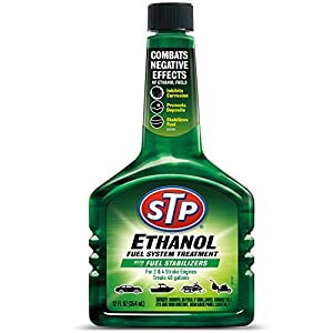 STP Ethanol Fuel System Treatment (12 fluid ounces)