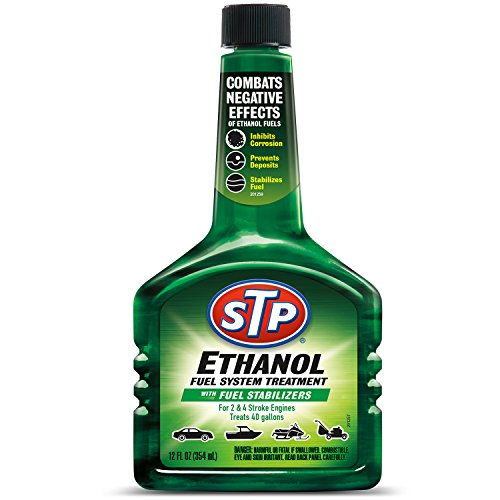 STP Ethanol Fuel System Treatment (12 fluid ounces) - 17438