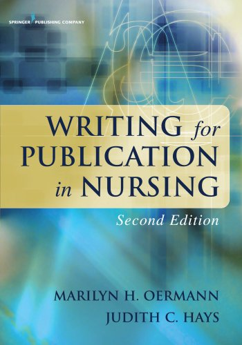 Writing for Publication in Nursing, Second Edition (Oermann, Writing for Publication in Nursing) by Brand: Springer Publishing Company