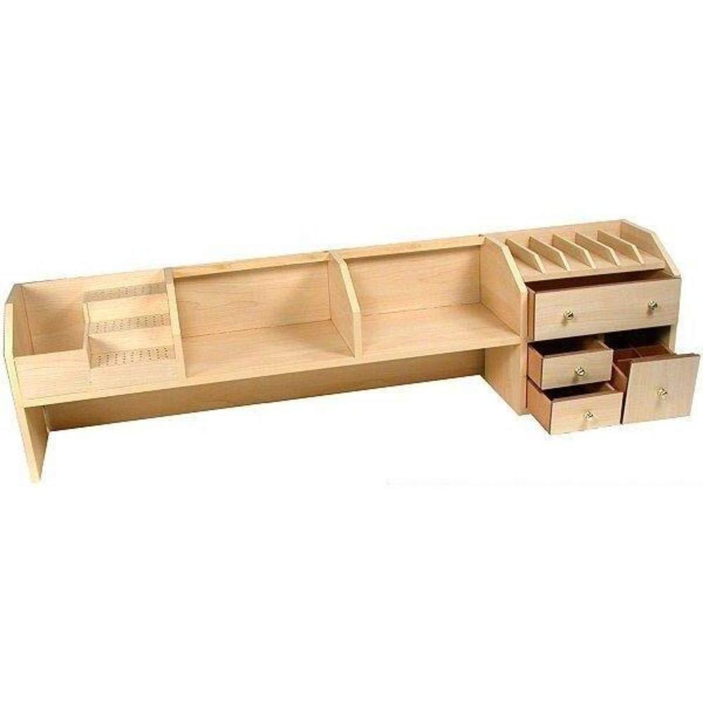 Work Bench Desk Shelf Jewelers Watch Tool Rack Organizer Top