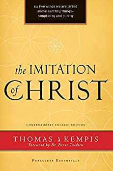 thomas a kempis the imitation of christ pdf