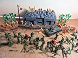 WWII Battle For Guadalcanal Play Set Offered by Classic Toy Soldiers, Inc
