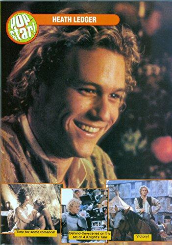 Poster Tale Knights - Heath Ledger - A Knights Tale - 11