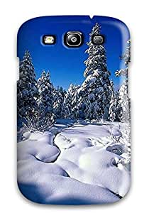For ZippyDoritEduard Galaxy Protective Case, High Quality For Galaxy S3 Scenery Skin Case Cover