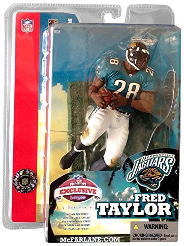 McFarlane Toys NFL Sports Picks Super Bowl XXXIX 39 Exclusive Action Figure Fred Taylor by Unknown Super Bowl Toy