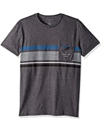 Quiksilver mens standard Heat Wave Pocket T-shirt