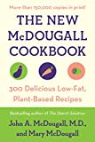 img - for The New McDougall Cookbook: 300 Delicious Low-Fat, Plant-Based Recipes book / textbook / text book