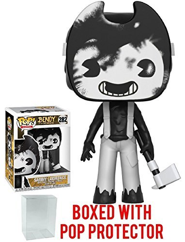 Funko Pop! Games: Bendy and the Ink Machine - Sammy Lawrence