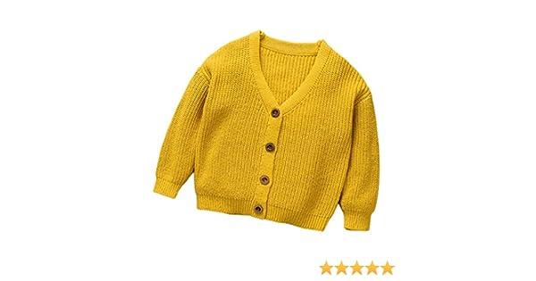 65fdf63b0d83 Amazon.com  ZLOLIA Baby Clothes Autumn Winter Girl Boy Kid Sweater ...