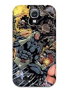 Pauline F. Martinez's Shop Best Anti-scratch And Shatterproof X-men Phone Case For Galaxy S4/ High Quality Tpu Case 9995437K48647178