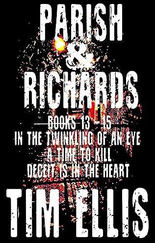 book cover of Parish & Richards Books 13 - 15