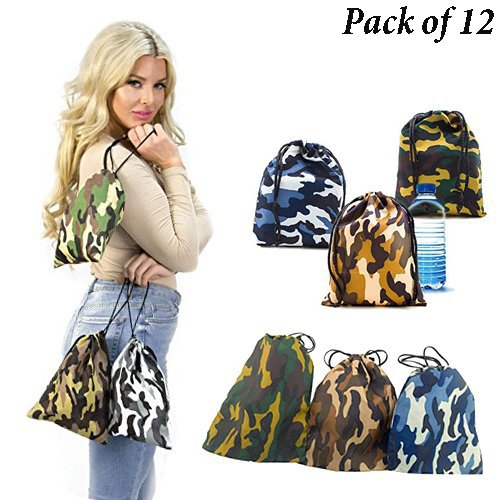 camo party package - 2