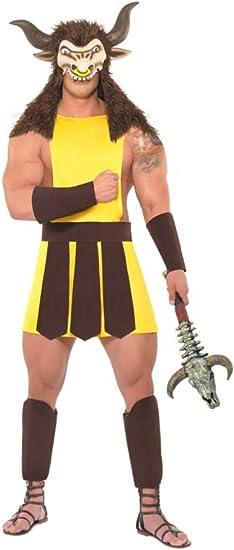 Smiffys - Disfraz de vikingo para hombre, talla M (25010M ...
