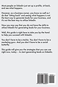 Linkedin for Business: How to Structure a Perfect Linkedin Profile from CreateSpace Independent Publishing Platform