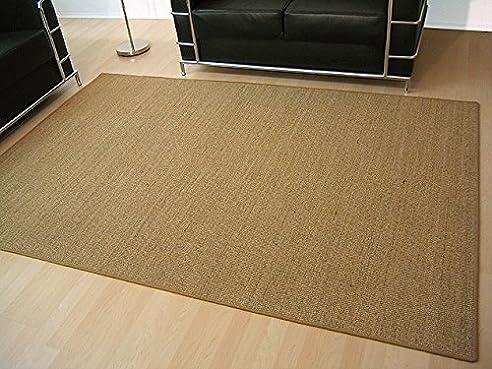 Sisal Natur Teppich Astra Nuss in 22 Größen: Amazon.de: Küche ...