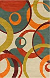 Chandra Allie Area Rug, 5' by