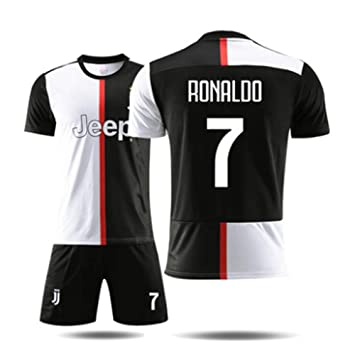 premium selection 63ca3 aab74 BINGLI Juventus Ronaldo #7 Home 2019/20 Football Kits For ...