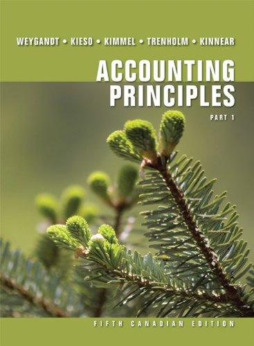 Accounting Principles: Part 1