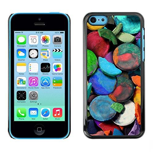 Premio Sottile Slim Cassa Custodia Case Cover Shell // V00001836 Peinture Art // Apple iPhone 5C