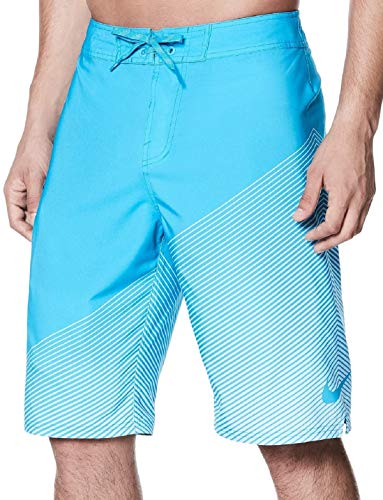 Nike Men's Jackknife 22'' Board Short, Blue Fury, Size 34