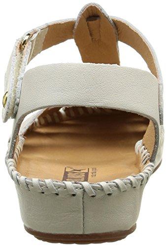 Sandales 655 Blanc Vallarta Pikolinos nata P Femme qtnwHgpHf