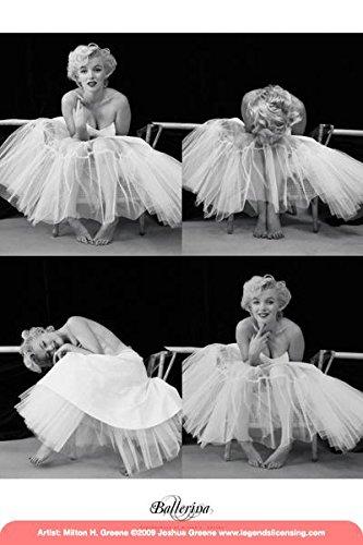 Marilyn Monroe Costumes Sexy (Marilyn Monroe - Ballerina Sequence - 35.7x23.8