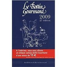 BOTTIN GOURMAND 2009 (LE)