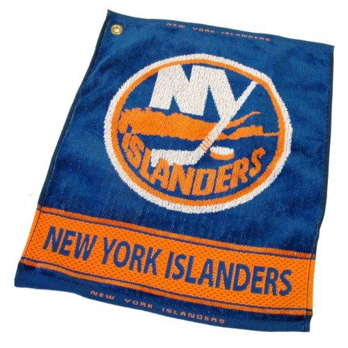 - Team Golf NHL ew York Islanders Jacquard Woven Golf Towel, 16