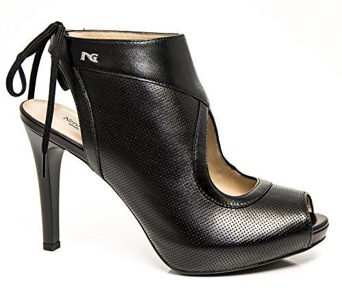 Nero Giardini Nero Modo Nero Delle Di Sandali Di Colore Donne rrd7Cq