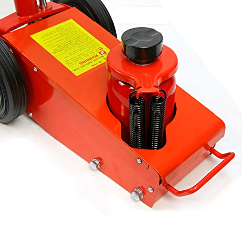 22 Ton Floor Jack Hydraulic Air Axle Bottle Jack With
