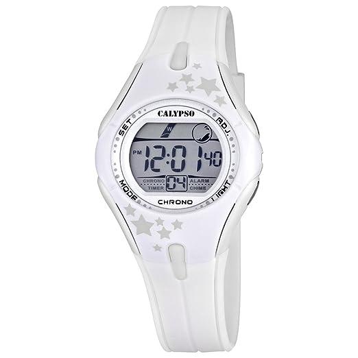 Calypso K5612-1 - Reloj color blanco