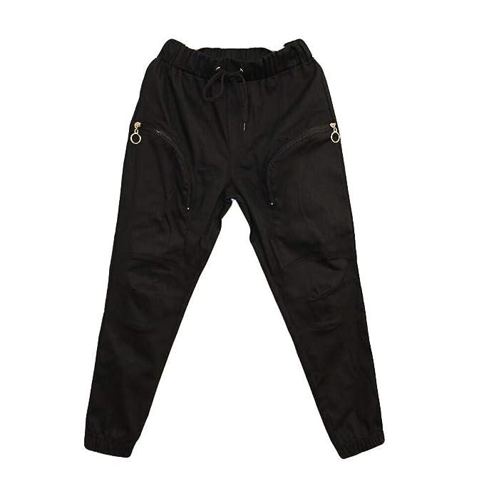 Pantalón largas Chandal Hombre Deportivos Tallas Grandes Ajustado ...