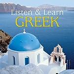 Listen & Learn Greek | Dover Publications