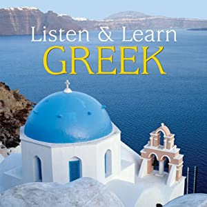 Listen & Learn Greek Audiobook