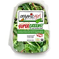 Organicgirl Supergreens, 5 oz Clamshell