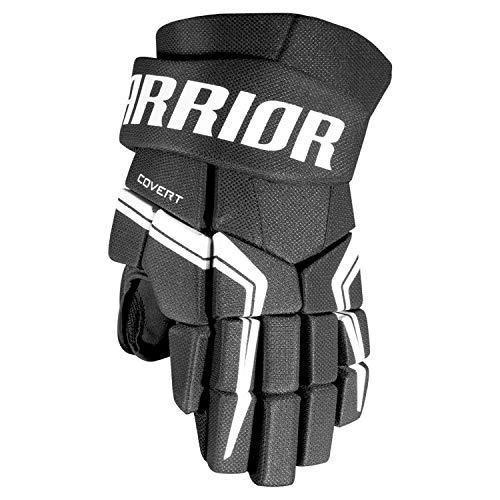 Warrior Sports Covert Qre 5 Senior Hockey Gloves Black 13