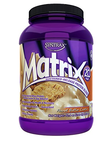 Matrix2.0, Peanut Butter Cookie, 2 Pounds - Protein 2 Lb Cookies