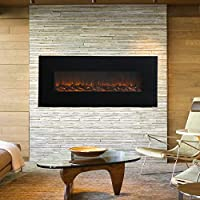 "KUPPET 50"" Electric Fireplace Wall ..."