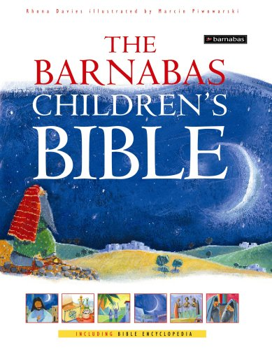 The Barnabas Childrens' Bible